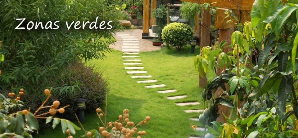 Zonas verdes siempreverde jardiner a for Jardineria huelva