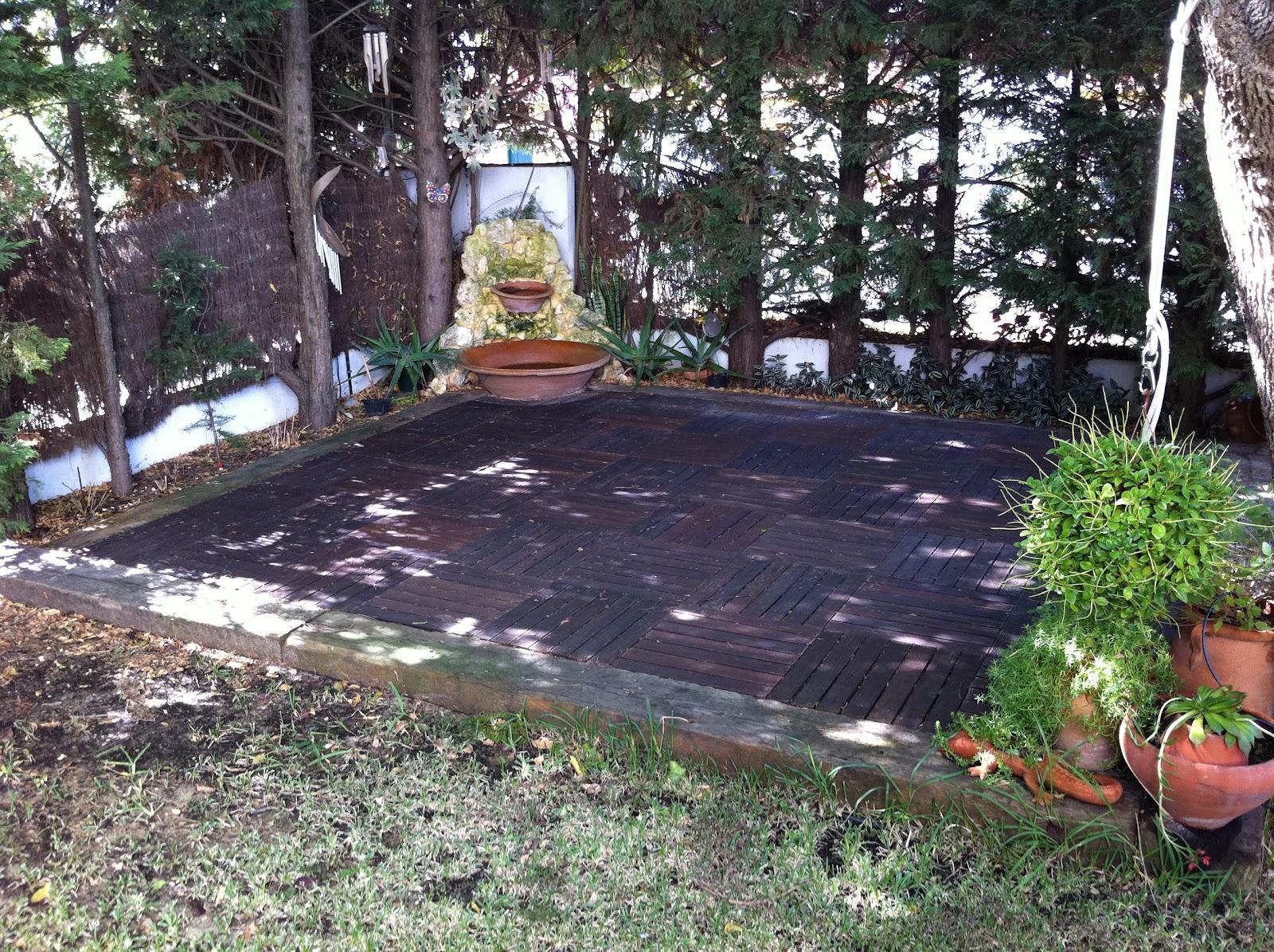 P rgolas y trabajos en madera jardiner a siempreverde for Jardineria huelva